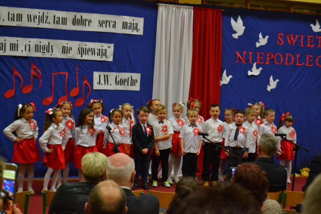 Patriotyczne Występy Przedszkolaków W środowisku Lokalnym